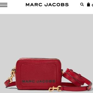 Marco Jacobs - Mini Box Crossbody Bag